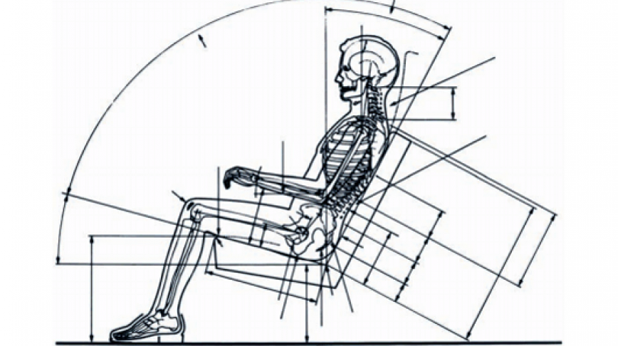 Visual of The Evolutionary History of Office Chairs