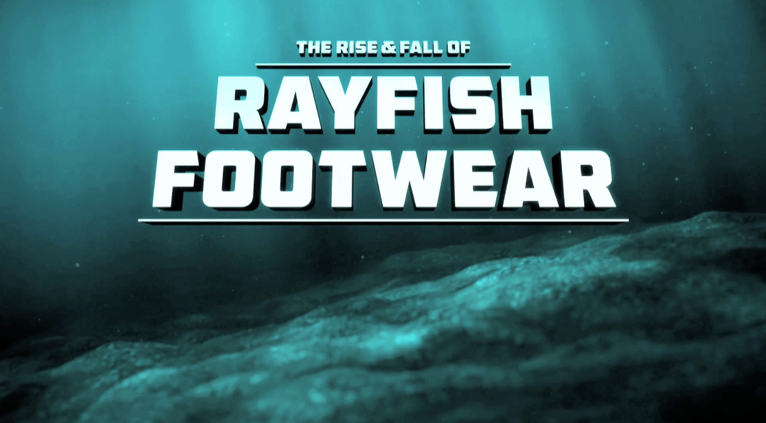 Visual of The Rise and Fall or Rayfish Footwear