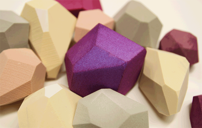 Visual of Vector Stones