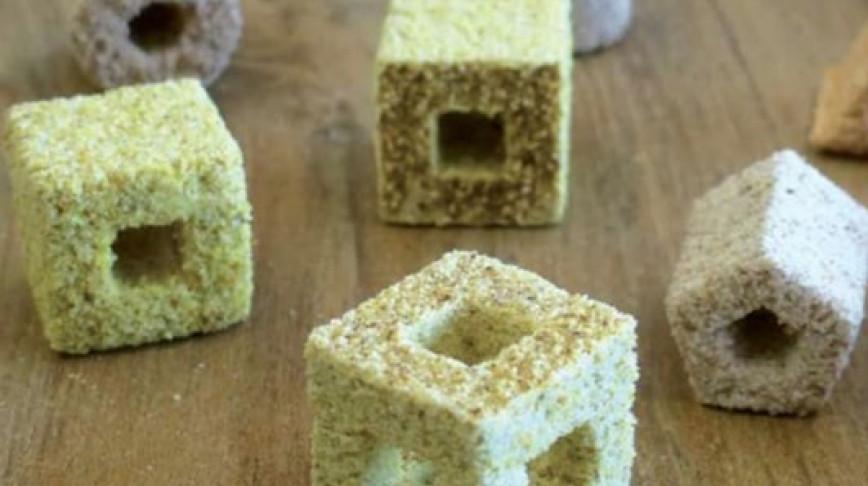 Visual of 3D Printed Food, Meet Willy Wonka