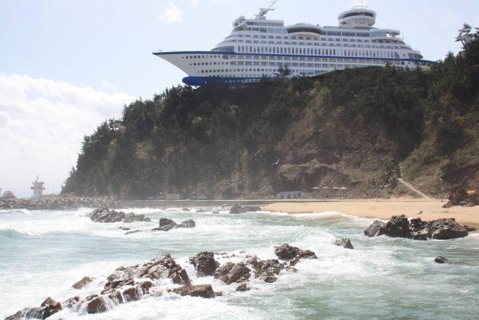 Visual of A Fake Cruise for a Real Vacation