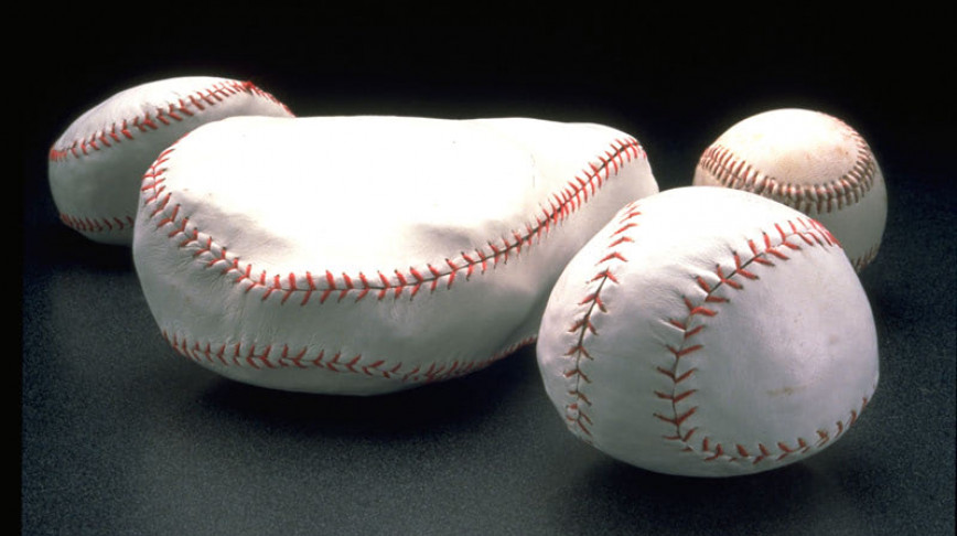 Visual of Baseball Rocks