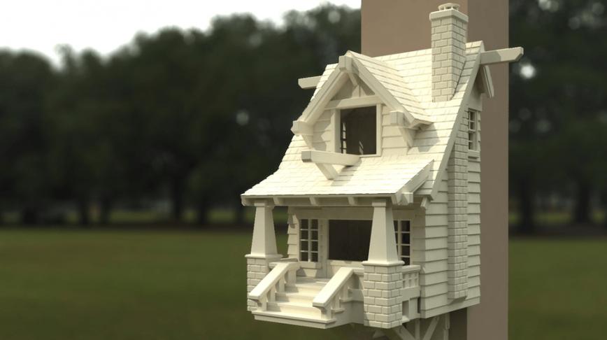 Visual of Birdhouse Sweet Birdhouse