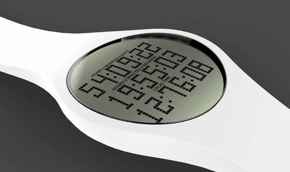 Visual of Death Watch Marks the Time of Your Life