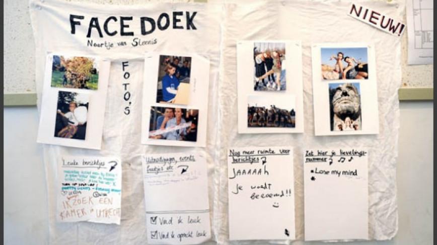 Visual of Face 'doek'