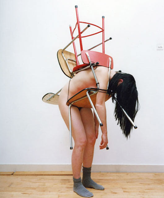 Visual of Furniture Bondage