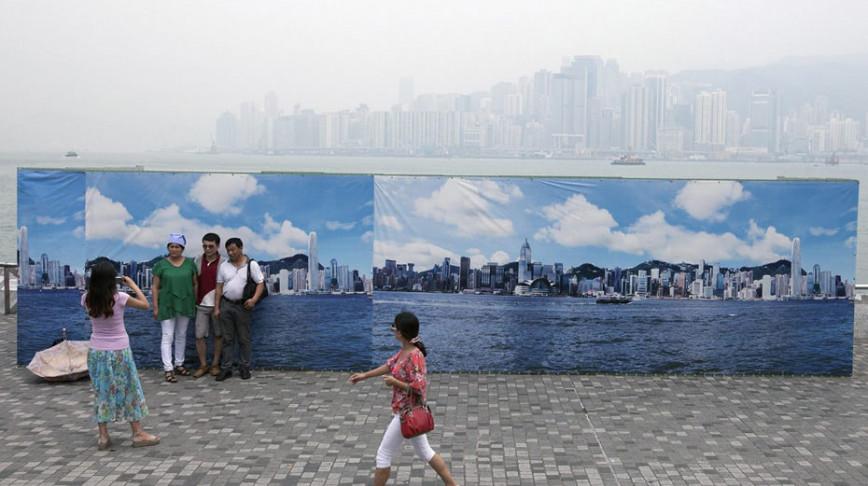 Visual of Hong Kong Says