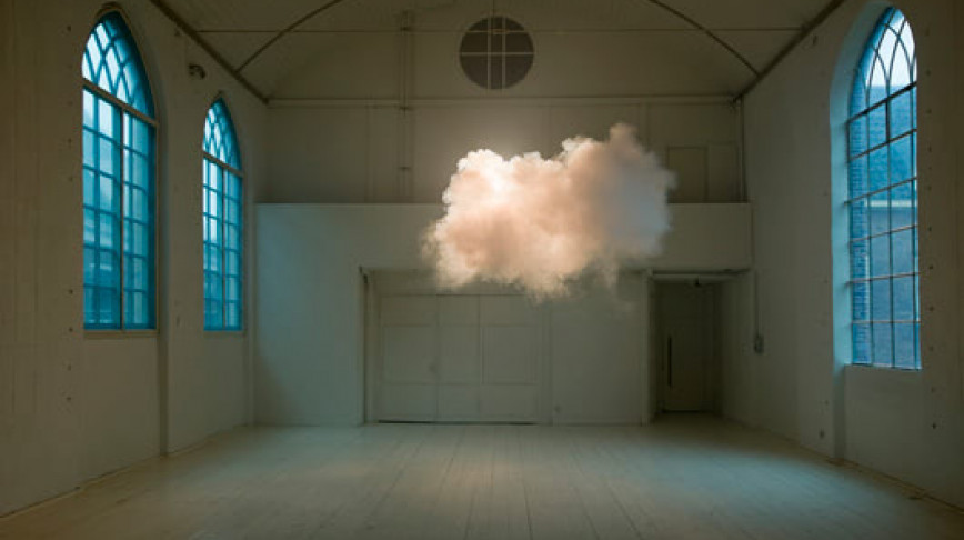 Visual of In the (Physical) Cloud