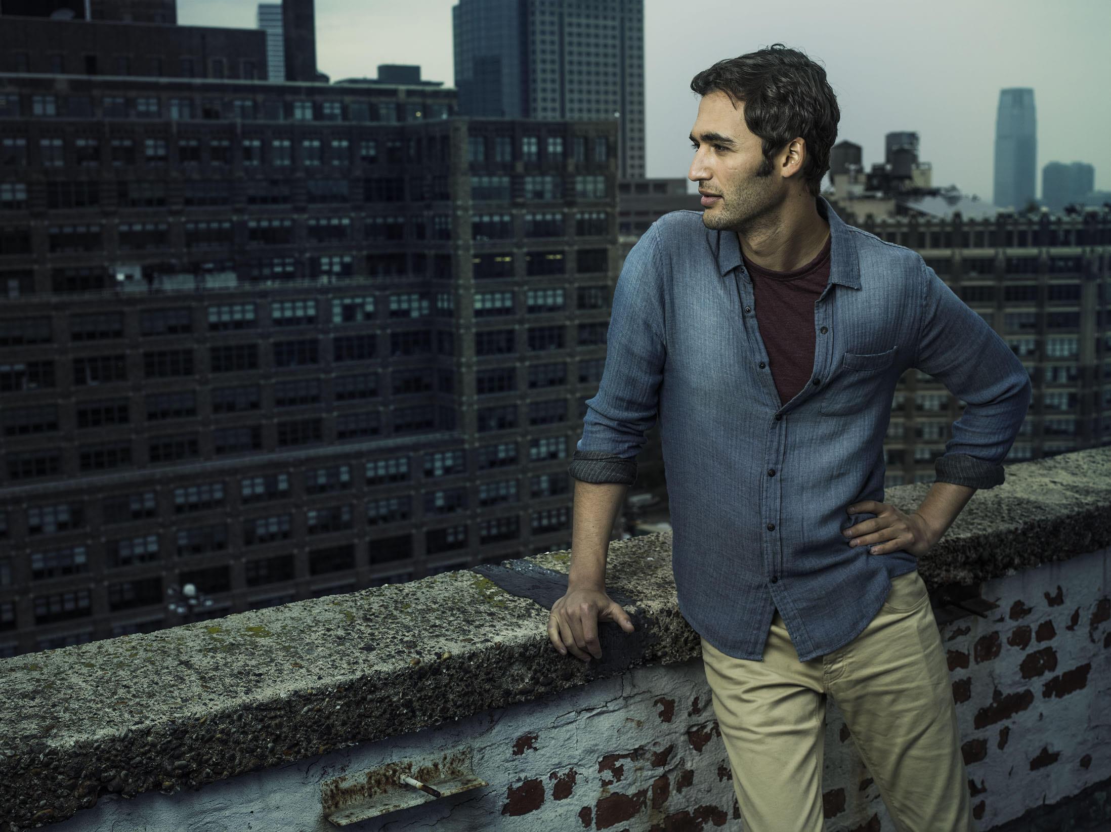 Visual of Interview: Jason Silva, Media Artist and Curator of Awe-Inspiring Ideas