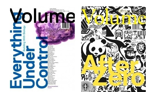 Visual of New in Store: Volume Magazine