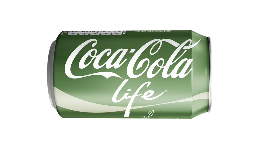 Visual of Organic Coke Arrives