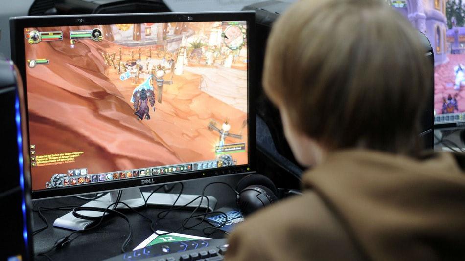 Visual of Spy Agencies Infiltrate in Online Games