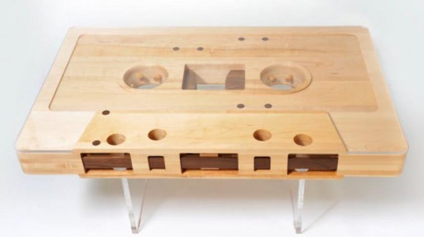 Visual of Technostalgia for the Cassette Tape