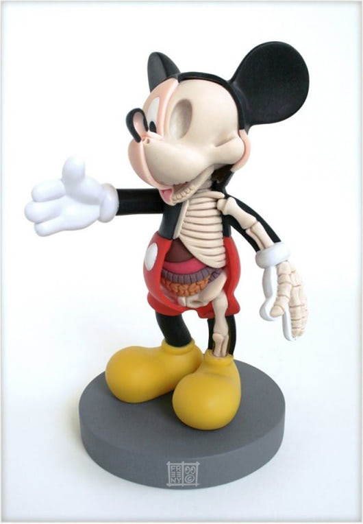 Visual of The Anatomy of Mickey Mouse