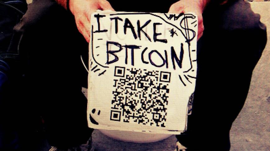 Visual of The Bottom-Up Bitcoin Revolution
