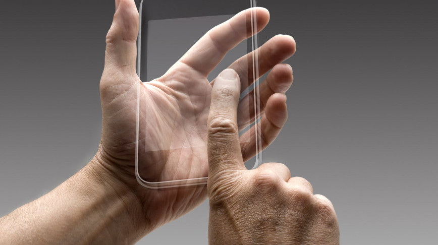 Visual of Use a Touchscreen Without Touching it