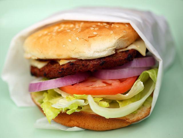 Visual of World's First In Vitro Hamburger Arrives