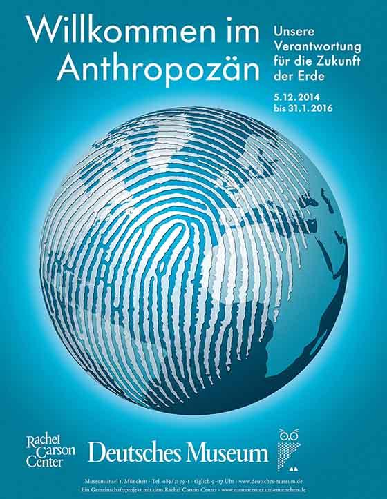 Visual of Anthropocene Exhibition