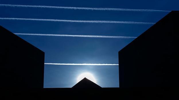 Visual of Geometry in the Sky