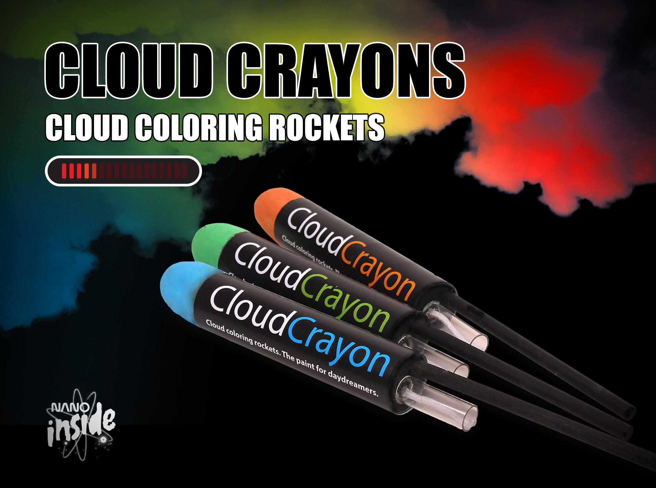 Visual of Nano Product: CloudCrayons