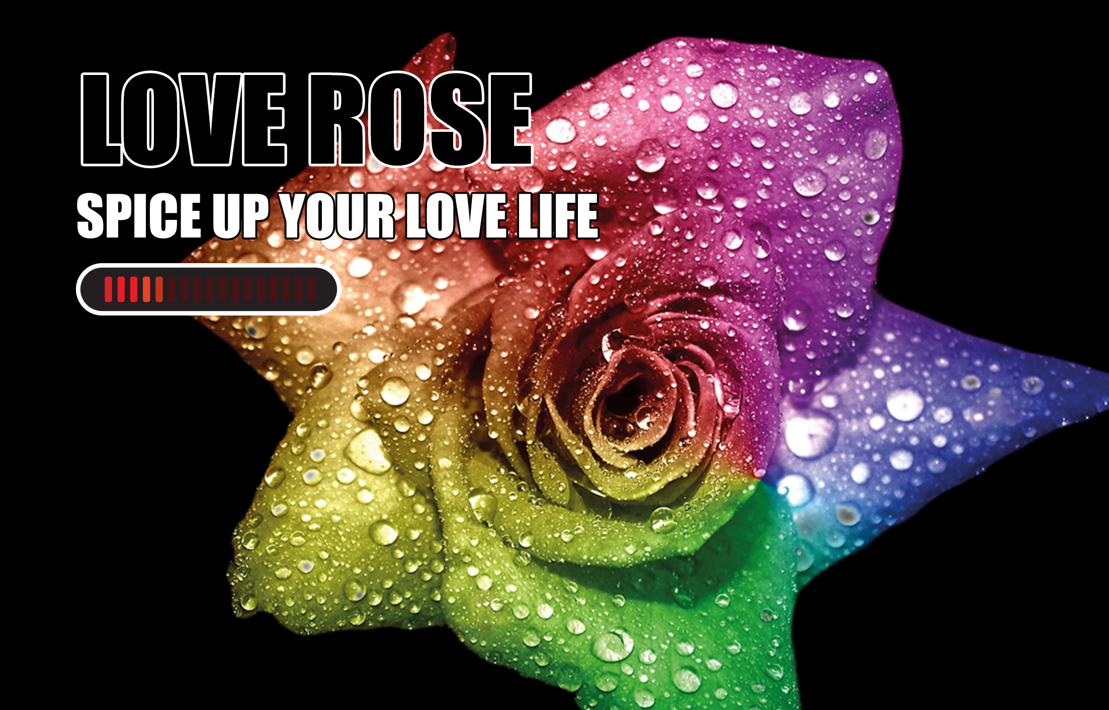 Visual of Nano Product: The Love Rose