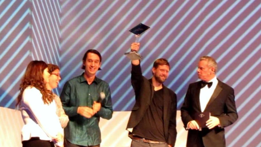 Visual of Our Cookbook Wins Dutch Design Award