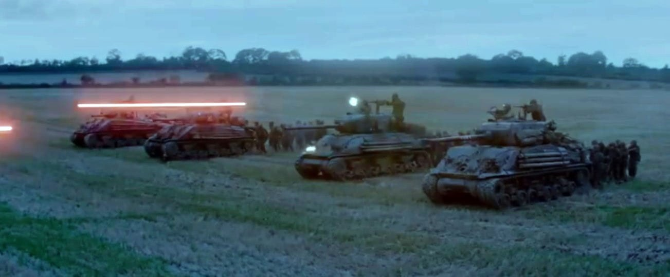 Visual of Now Wait, Did Tanks Have Lasers WWII?