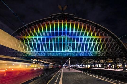 Visual of Rainbow Station