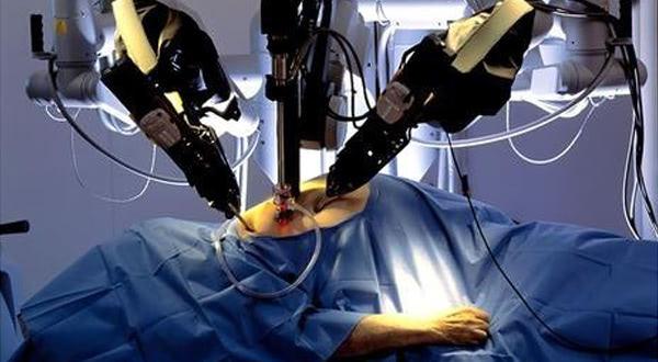 Visual of Remote Surgery