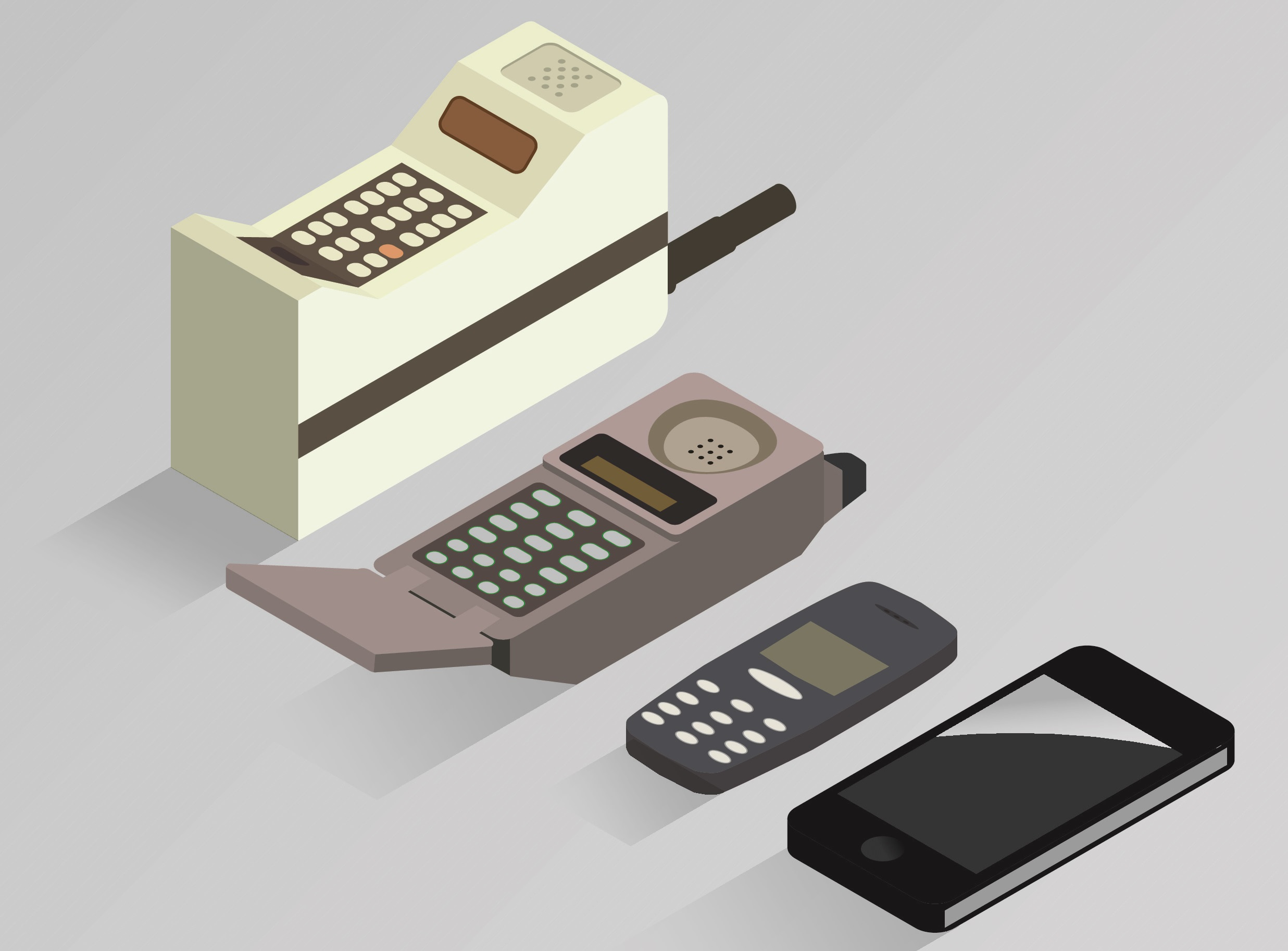 Visual of Technology Costs Evolution