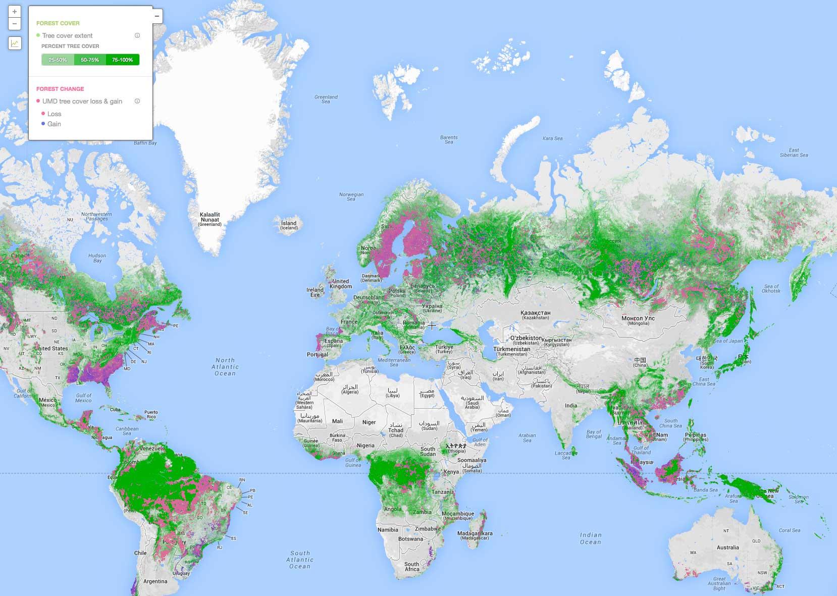 Visual of Technosphere Monitors the Biosphere