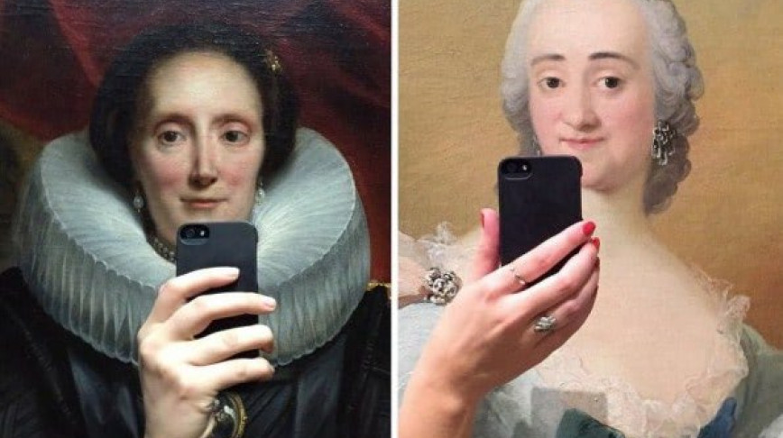 Visual of The Self-Portrait of the Digital Age