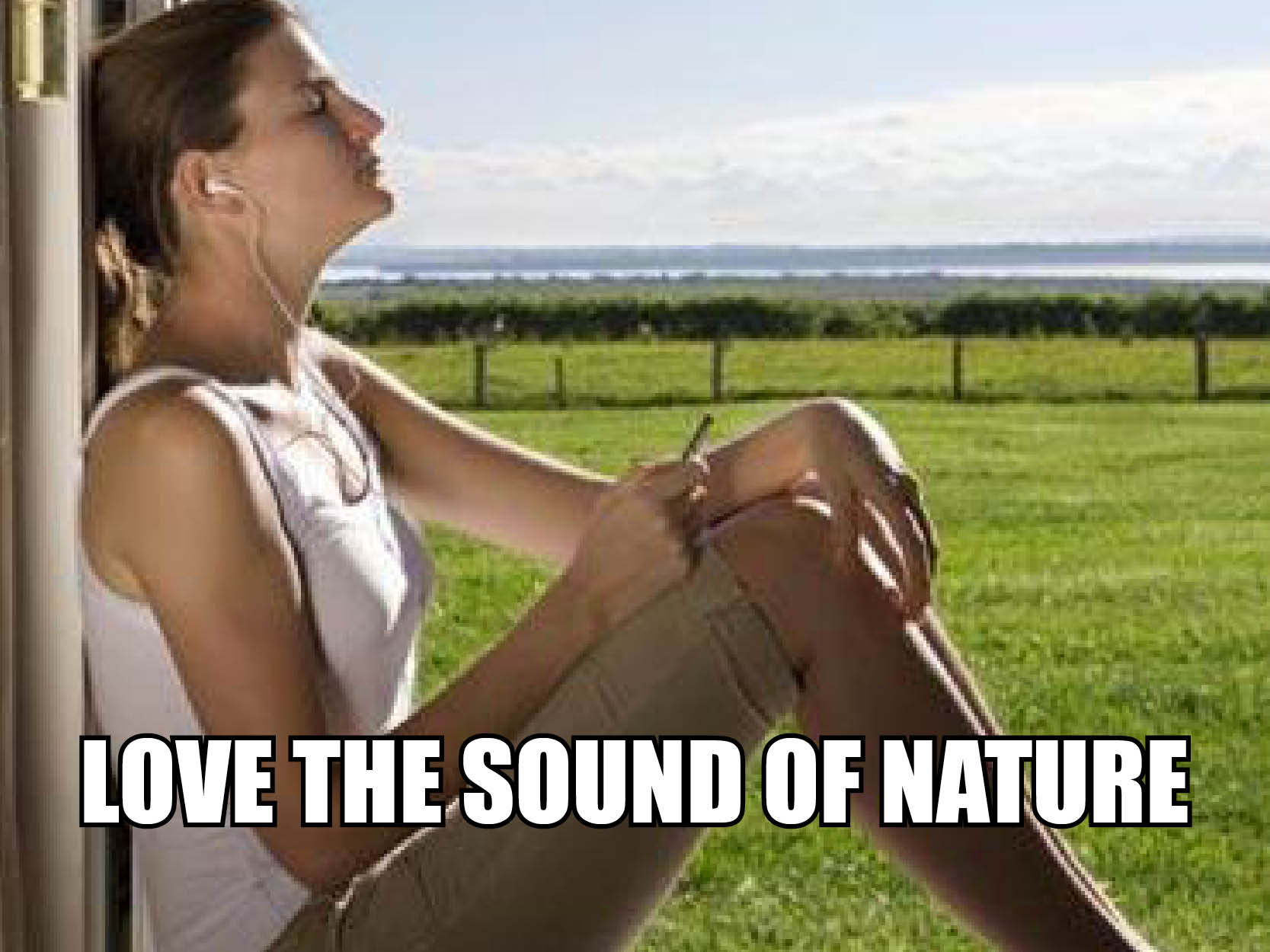 Visual of The Sound of Nature