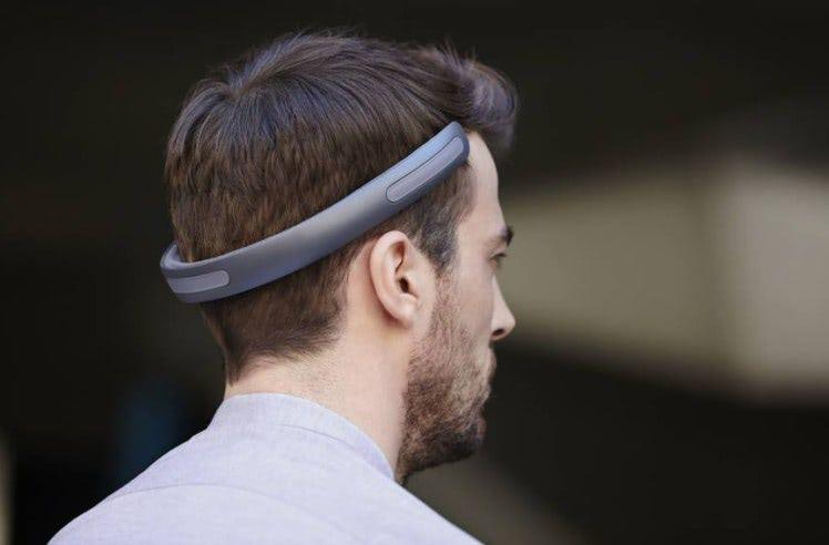 Visual of Ear-Free Headphones