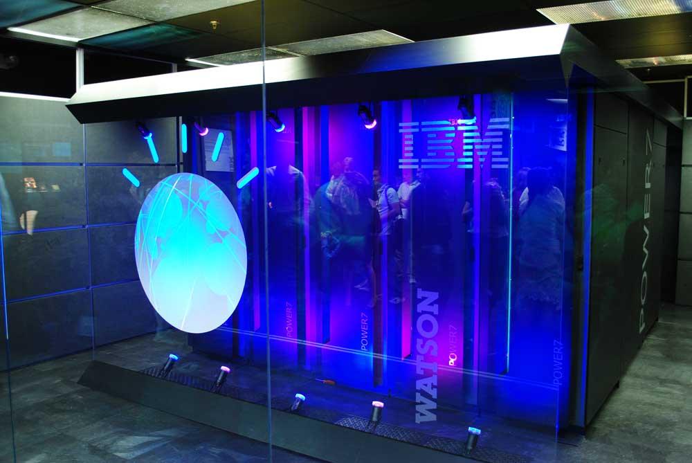 Visual of IBM Predicts Artificial Intelligence Future