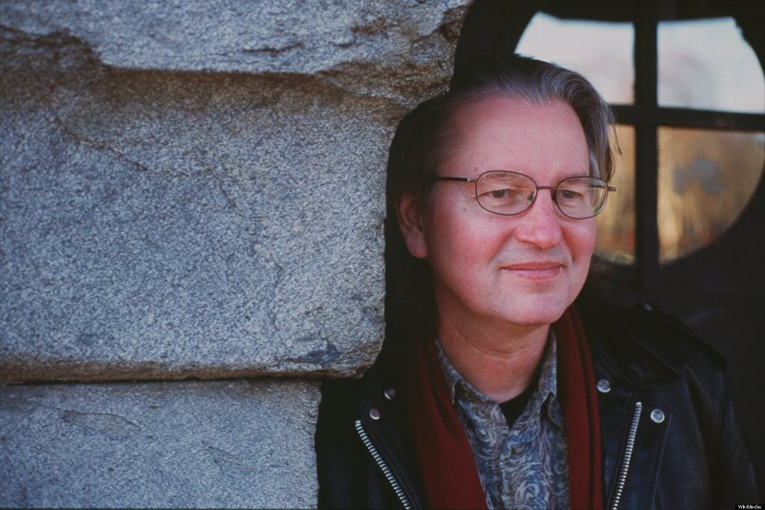 Visual of Interview: Bruce Sterling on the Convergence of Humans and Machines