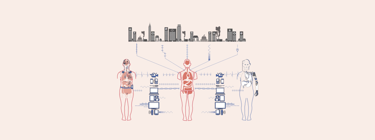 Visual of Intimate Technology: the Battle for Our Body and Behaviour