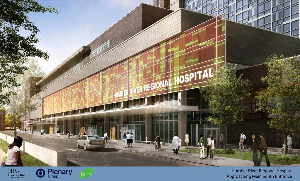 Visual of Meet the Hospital of the Future
