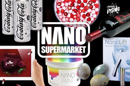 Visual of NANO Supermarket Opens in Latvia