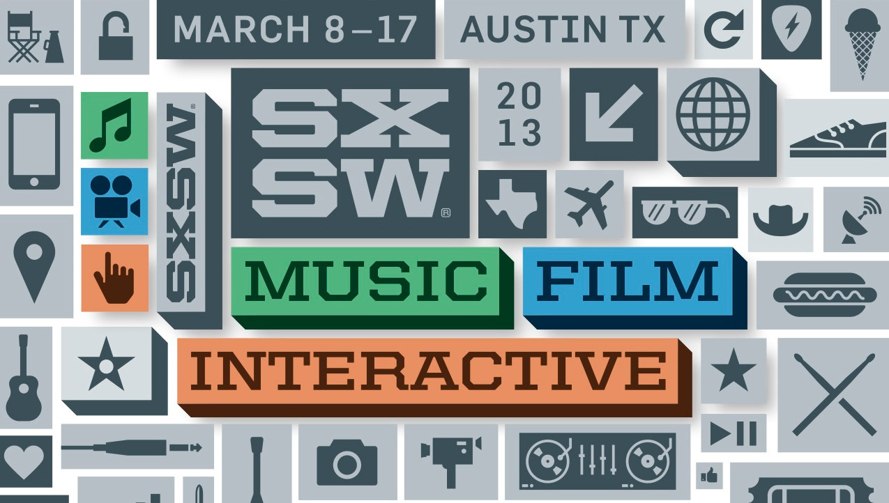 Visual of Next Nature Talk at SXSW