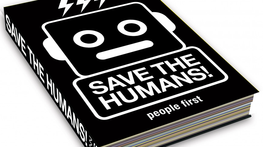 Visual of Save The Humans – Submit your Quote