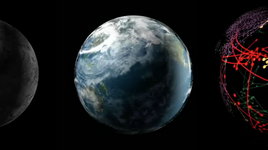 Visual of The Biosphere Code Manifesto