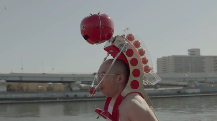 Visual of Wearable Device For Tomato Lovers