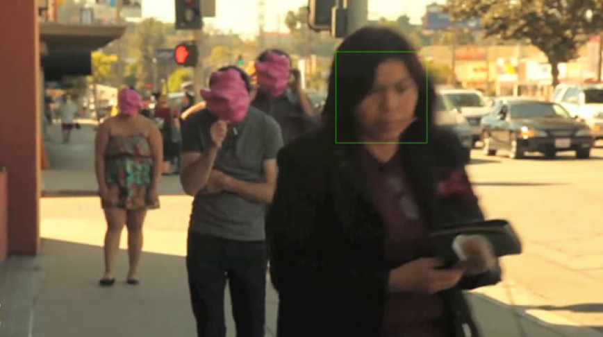 Visual of Anonymity Becomes the New Privacy
