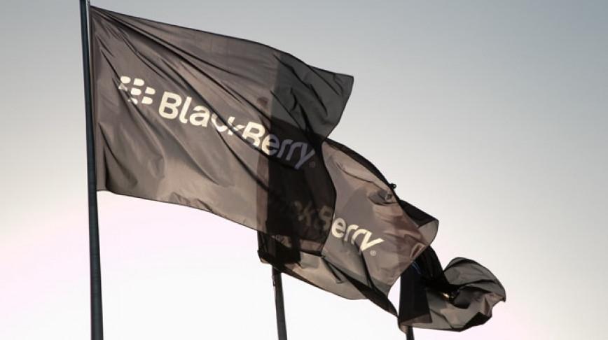 Visual of Bye Bye BlackBerry