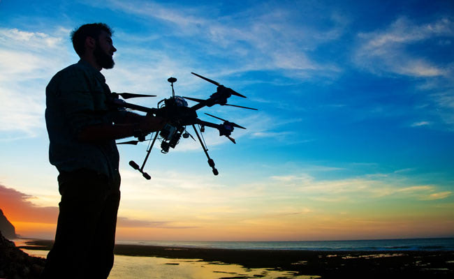 Visual of People, Use Your Drone to Map El Niño!