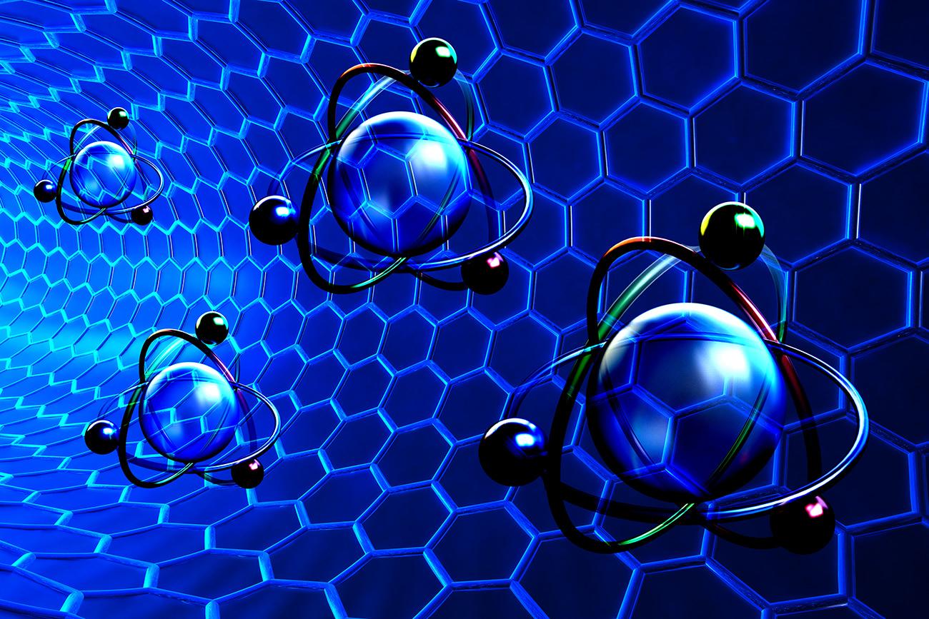 Visual of Nature-Inspired Nano-Robots