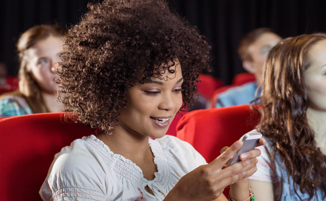 Visual of The New Cinema Is Smartphone-Friendly
