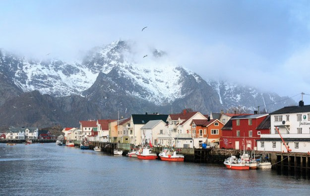 Visual of Disney Causes Tourism Overload in Norway