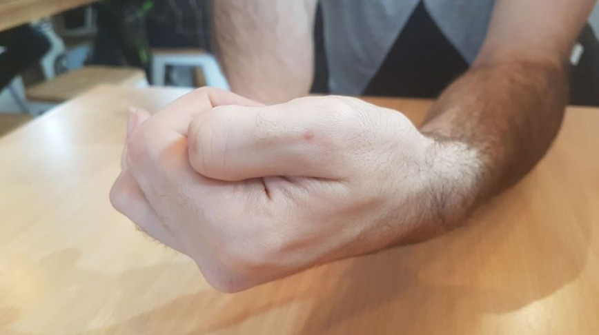 Visual of Payment by Thumb